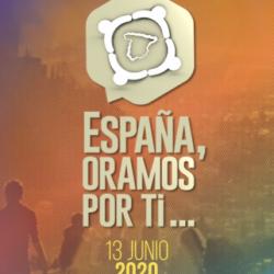 «España oramos por ti» se celebrará este año de forma virtual.
