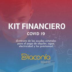 Ayúdate y ayuda a los demás con el Kit Financiero COVID-19