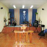Las iglesias cuerpo de cristo ofrecen compartir local con otras iglesias