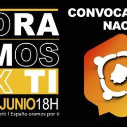 La 14ª edición de «España Oramos por ti» también será virtual este año por la pandemia